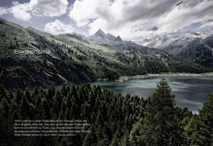 Bildseite Geschäftsbericht 2010 ZEHNDER