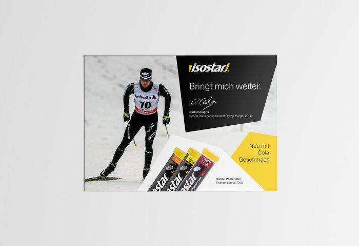 Isostar (Wander AG) Inserat