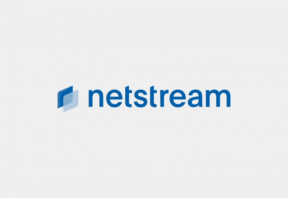Logo Branding Netstream