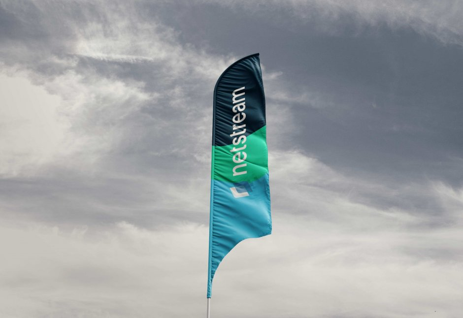 Netstream Flag