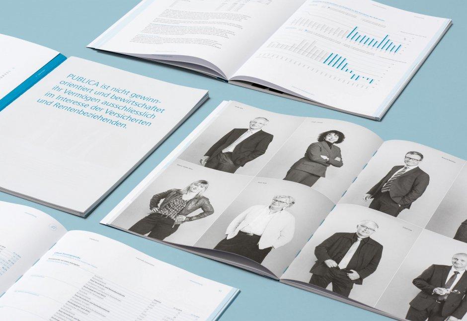 PUBLICA Geschäftsbericht