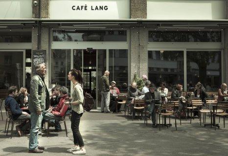 Café Lang Limmatplatz Zurich