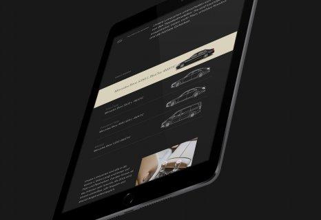 Dursun Limousine AG Website