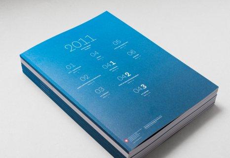 Cover Geschäftsbericht KTI