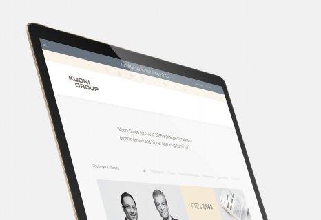Kuoni Group Annual Report Geschäftsbericht Online Report