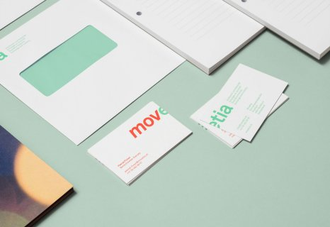 Movetia Corporate Design