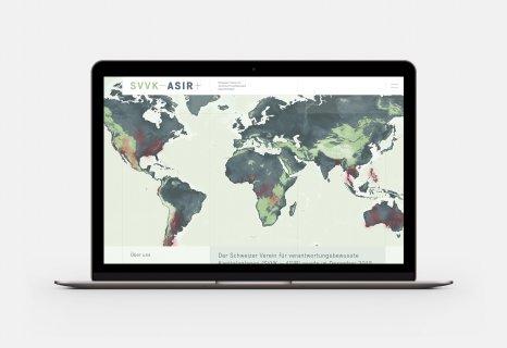 Webdesign SVVK-ASIR
